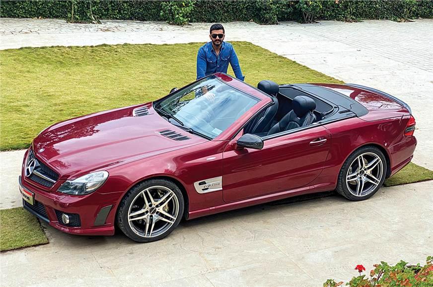 Me and my Cars: Nirbhaysinh Vaghela