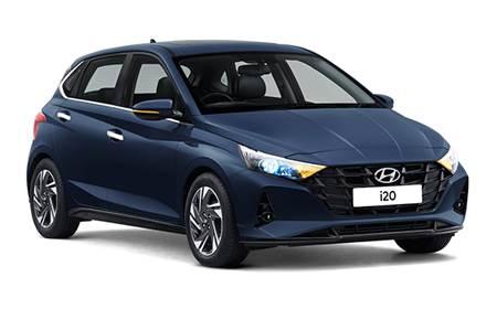 2020 Hyundai i20 image gallery