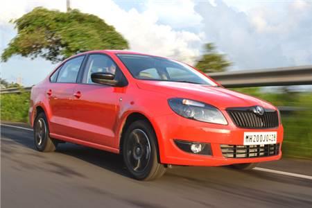 New Skoda Rapid diesel auto review, test drive