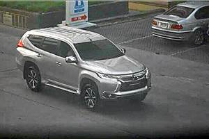 New Mitsubishi Pajero Sport leaked ahead of unveil