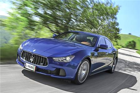 Maserati Ghibli review, test drive