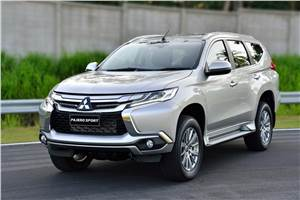 New Mitsubishi Pajero Sport revealed