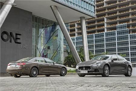 2015 Maserati Quattroporte, Ghibli review, test drive