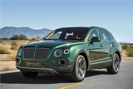 Bentley Bentayga review, test drive