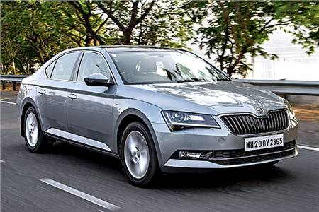 New Skoda Superb review, road test