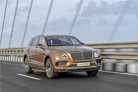 Bentley Bentayga India review, test drive