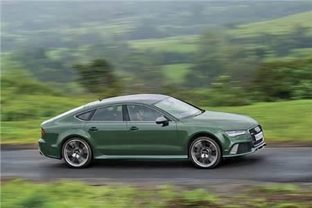 Audi RS7 Sportback Performance review, test drive