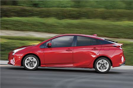 2016 Toyota Prius review, test drive