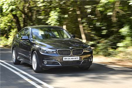 2016 BMW 330i GT review, test drive