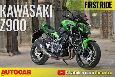 2017 Kawasaki Z900 video review