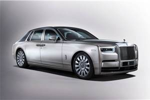 All-new Rolls-Royce Phantom unveiled