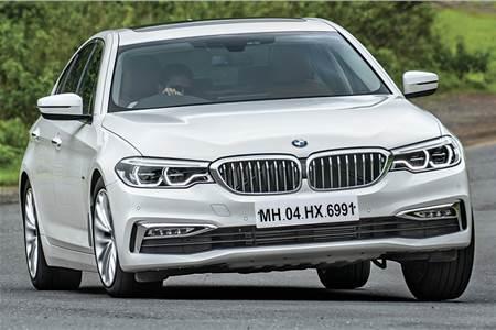 2017 BMW 520d, 530d review, road test