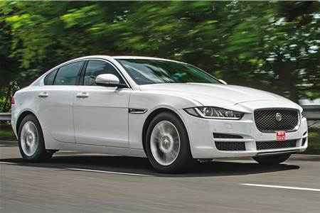2017 Jaguar XE diesel review, test drive
