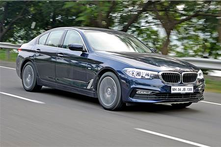 2017 BMW 530i petrol review, test drive