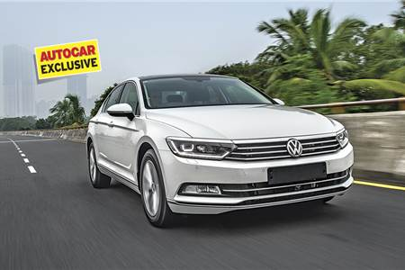 2017 Volkswagen Passat review, test drive