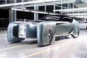 Rolls-Royce to develop electric Phantom