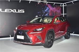 2017 Lexus NX300h variants explained
