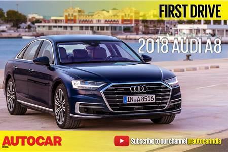 2018 Audi A8 video review