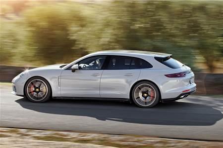 Porsche Panamera Sport Turismo review, test drive