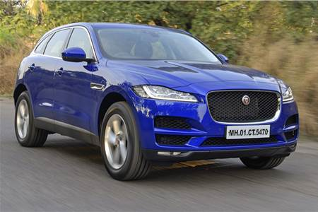 2018 Jaguar F-Pace review, test drive