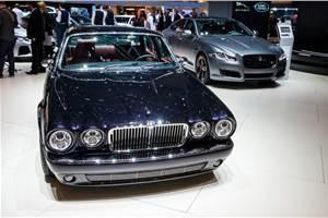 Customised Jaguar XJ6 created ahead of its 50th anniversary