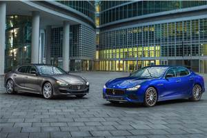2018 Maserati Ghibli launched at Rs 1.34 crore
