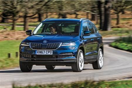 2018 Skoda Karoq review, test drive