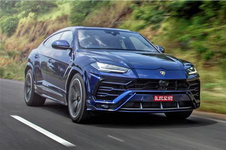 2018 Lamborghini Urus India review, test drive