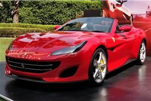 Ferrari Portofino launched at Rs 3.5 crore