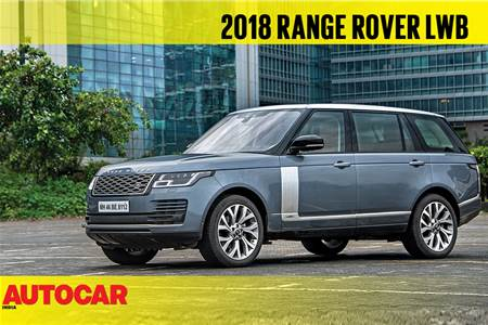 2018 Range Rover LWB facelift video review