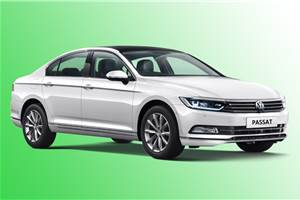 Volkswagen Passat Connect launched at Rs 25.99 lakh