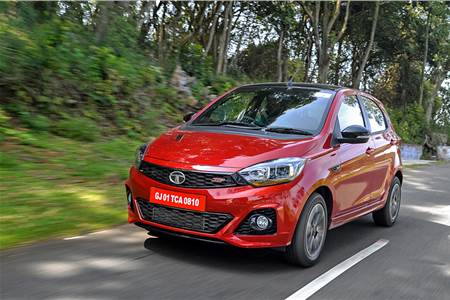 2018 Tata Tiago JTP review, test drive