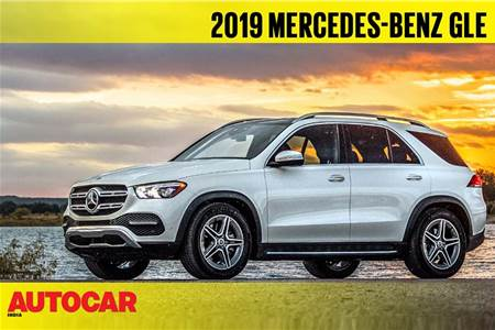 2019 Mercedes-Benz GLE video review