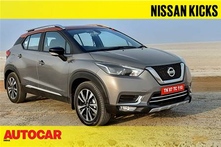 Nissan Kicks video review