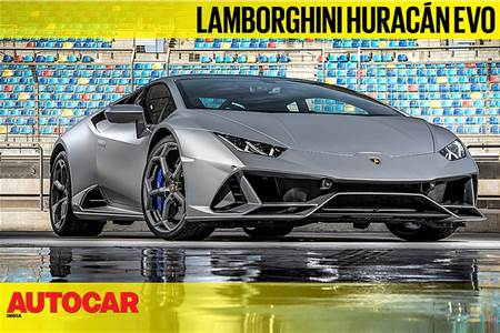 Lamborghini Huracan Evo video review