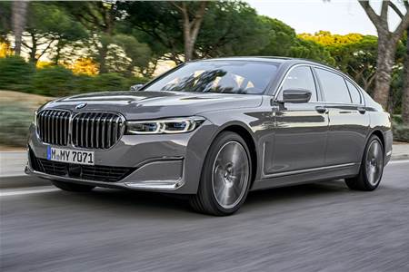 2019 BMW 7 Series facelift review, test drive