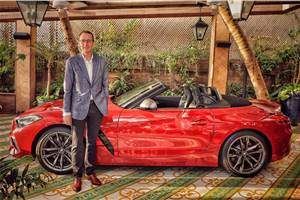 2019 BMW Z4 launched at Rs 64.90 lakh