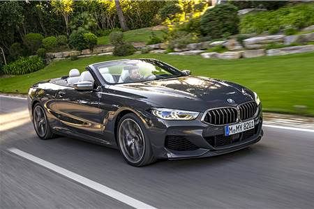 2019 BMW 8 Series Convertible review, test drive