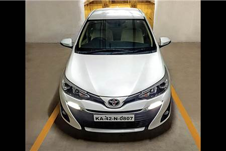 Toyota Yaris long term review, final report