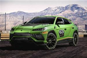 More potent Lamborghini Urus in the works