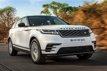 2019 Range Rover Velar review, test drive