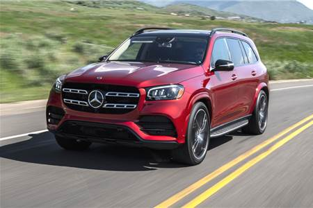 2020 Mercedes-Benz GLS review, test drive