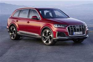 Audi Q7 facelift revealed