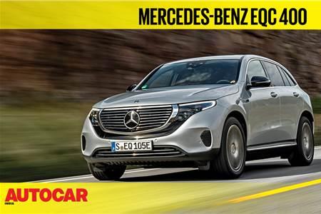 Mercedes-Benz EQC video review