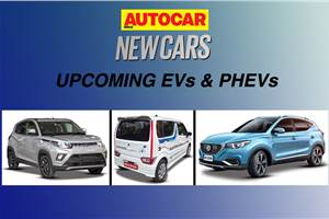 Every EV and PHEV coming to India by 2020