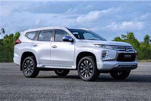 Mitsubishi Pajero Sport facelift revealed
