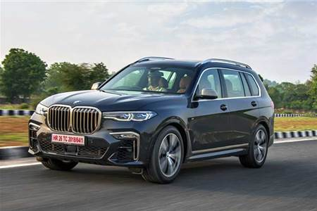 BMW X7 India review, test drive