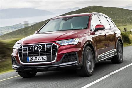Audi Q7 facelift review, test drive