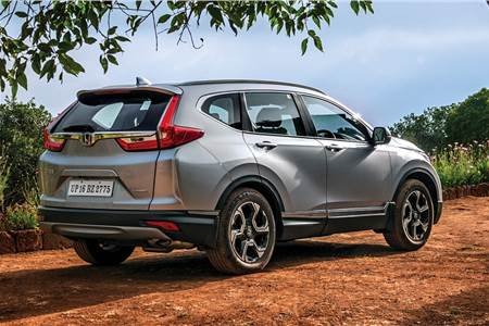 2019 Honda CR-V long term review, second report