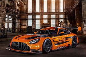 Mercedes-AMG GT Black series expected to produce around 680hp